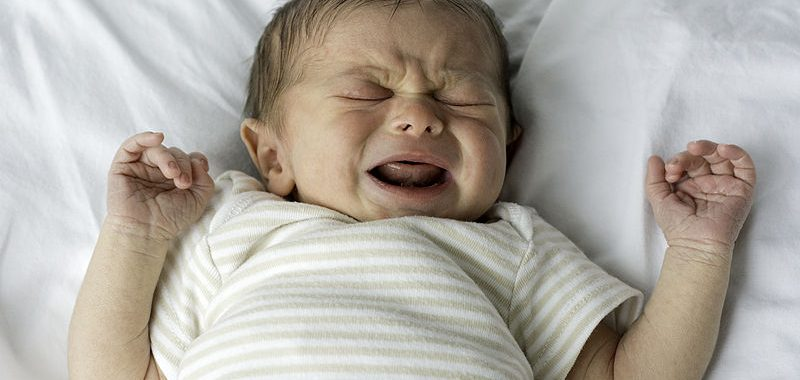 Kolka – zmora niemowląt