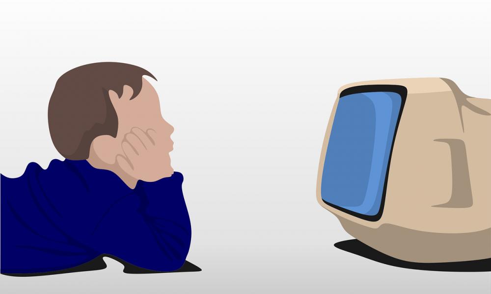 Dziecko a TV