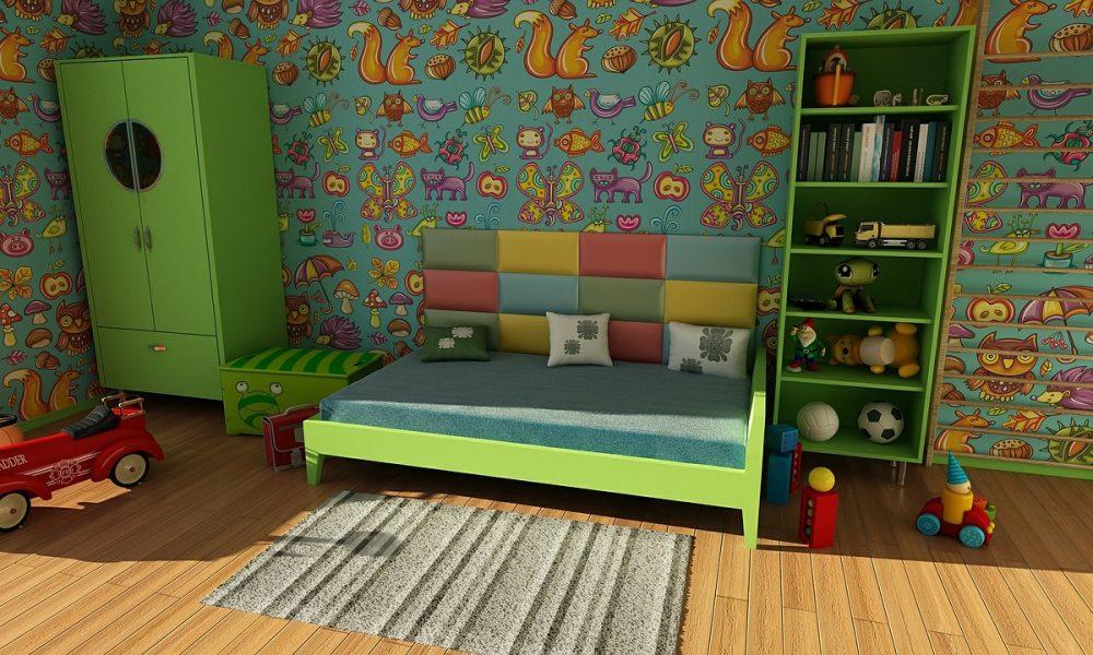 Zestawy mebli dziecięcych